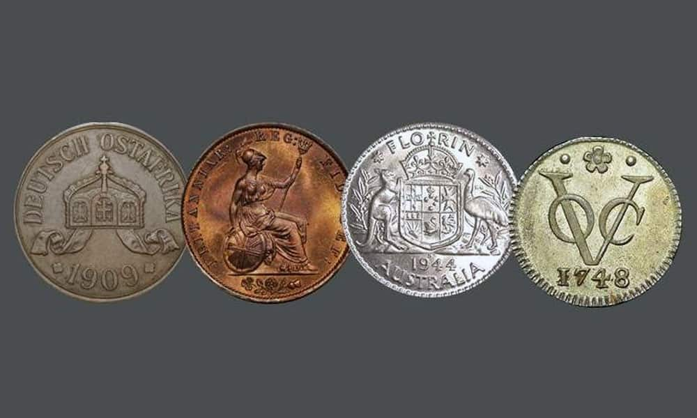 P&G Coins and Collectables